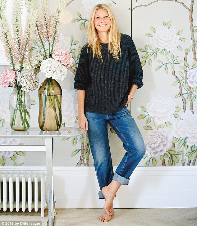 gwyneth paltrow for daily maill